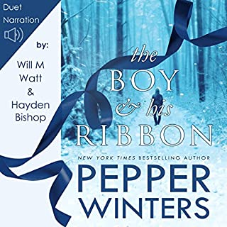 The Boy and His Ribbon     Ribbon Duet, Book 1              By:                                                                                                                                 Pepper Winters                               Narrated by:                                                                                                                                 Will M Watt,                                                                                        Hayden Bishop                      Length: 14 hrs and 4 mins     23 ratings     Overall 4.6