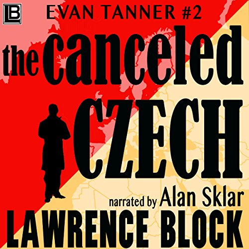 The Canceled Czech audiobook cover art