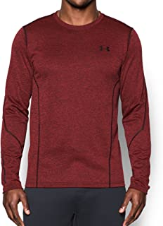 Under Armour Men's ColdGear Infrared Raid Fitted Long Sleeve Shirt