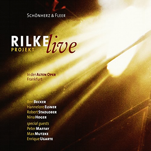 Rilke Projekt - Live audiobook cover art