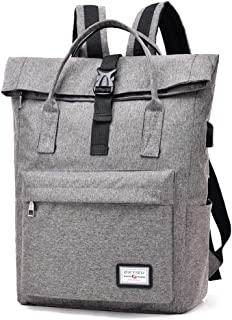 Lixada Laptop Backpack Water Repellent Anti-theft Business Backpack
