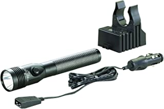 Streamlight 75432 Stinger LED High Lumen Rechargeable Flashlight with 12-Volt DC Charger - 800 Lumens