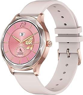 DT86 Smart Horloge Vrouwen IP67 Waterdichte Hartslag Bloeddruk Monitor Fitness Tracker DIY Face Smartwatch PK DT88,D