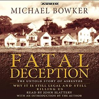 Fatal Deception audiobook cover art