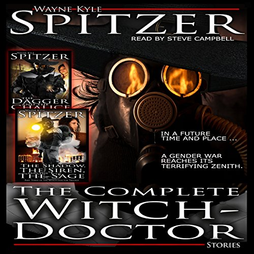 The Complete Witch-Doctor audiobook cover art