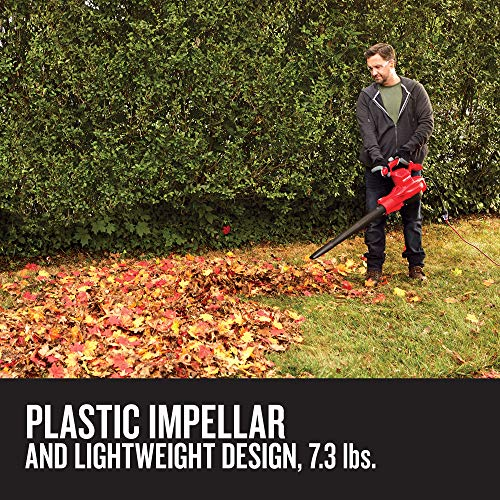 CRAFTSMAN Leaf Blower, Electric, 12-Amp (CMEBL700)