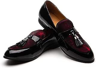 Best mens black smoking slippers Reviews