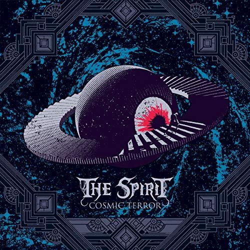 Spirit,the: Cosmic Terror (Audio CD)