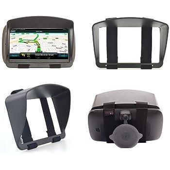 Sun Shade Visor Screen For Tomtom Trucker 6000 Sat Nav Elektronik