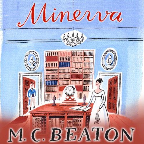 Minerva audiobook cover art