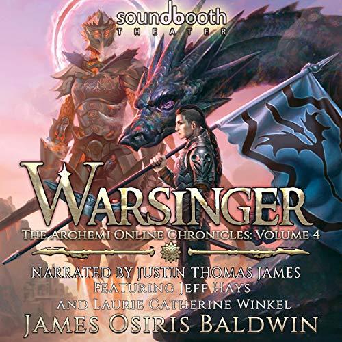 Warsinger cover art