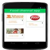 Food channel app