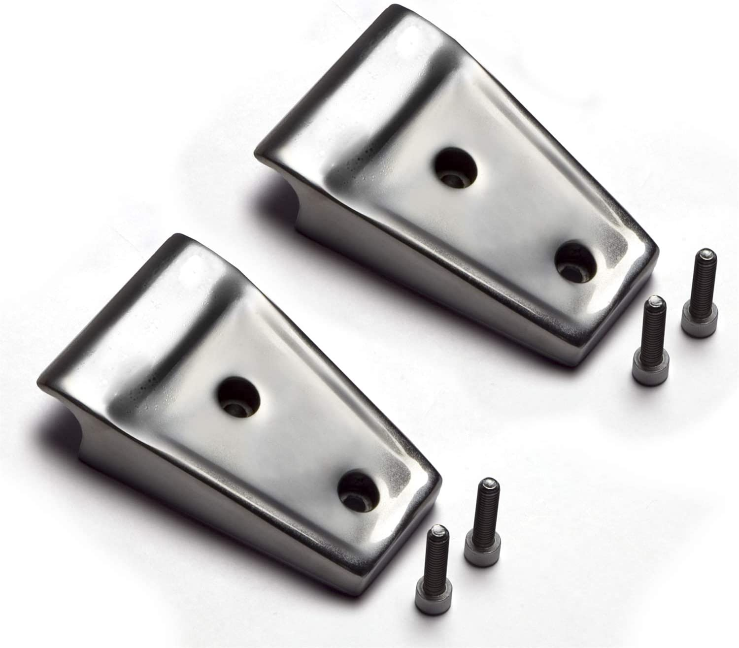 Rugged Be super welcome Ridge Max 61% OFF 11111.10 Hood Hinge Kit Stainless Cover 07- Steel;