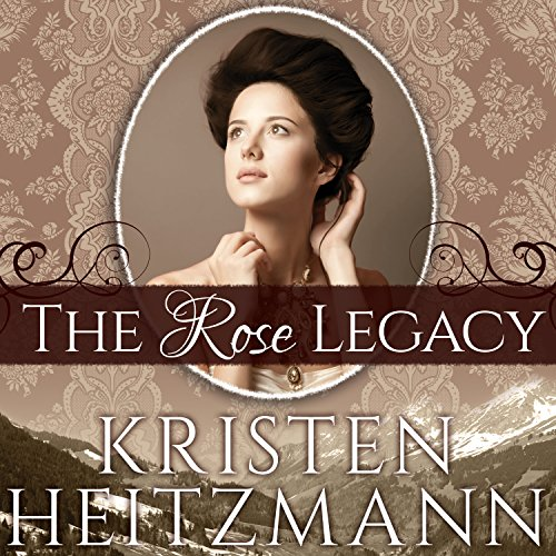 The Rose Legacy audiobook cover art