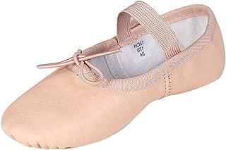 Premium Leather Ballet Slipper/Ballet Shoes(Toddler/Little Kid/Big Kid)