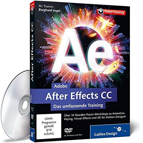 Adobe After Effects CC - Das umfassende Training [import allemand]