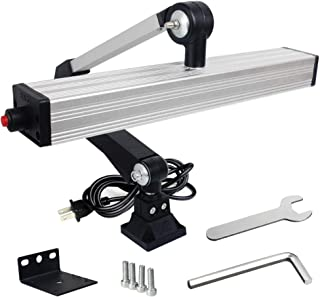 Led Work Light 24W Long Arm Aluminum Alloy Waterproof Table Lamp Can Be Used for Machine Tool CNC Lathe Drilling Machine