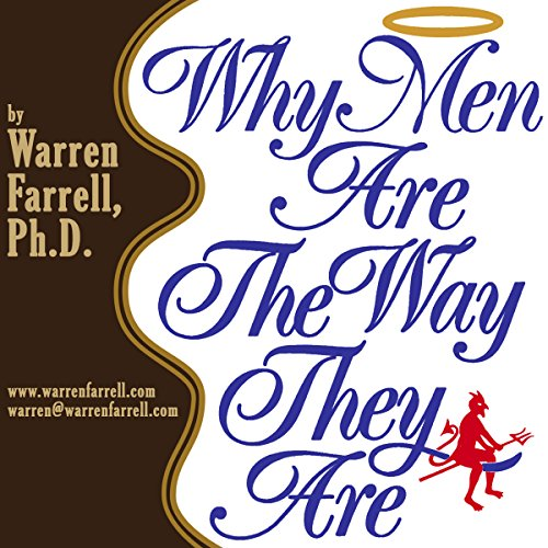 Why Men Are the Way They Are audiobook cover art
