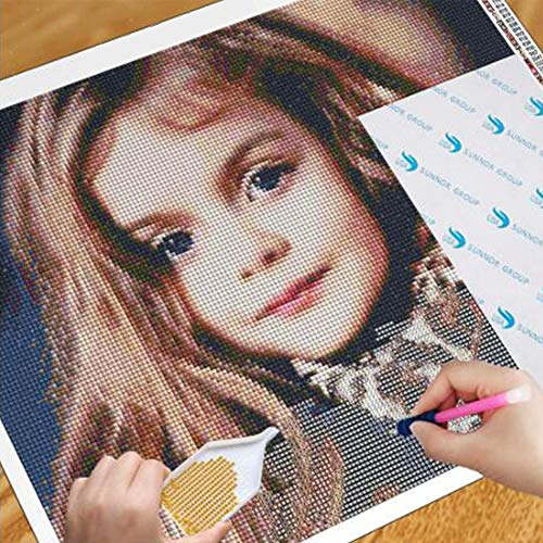 Custom Diamond Painting Personalized Photo Private Custom 5D Diamond Painting Kits for Adults Full Drill DIY Rhinestone Diamond Arts Embroidery Pictures Craft Gifts,Full Square Drill 12x12 inch