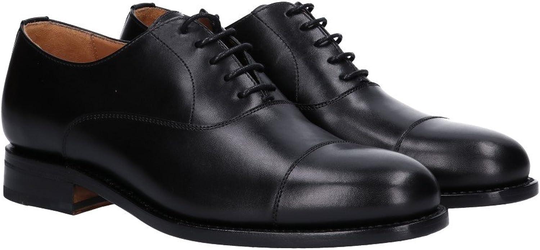 BERWICK 1707 Mod.4490 Mod.4490 Mod.4490 -HO184 skor Oxford Man svart  online försäljning