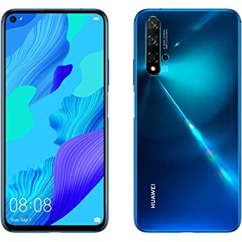 Huawei Mate 20 X, Smartphone 5G con Pantalla OLED (RAM de 8 GB, Memoria Interna de 256 GB, Triple cámara 40MP+8MP+20MP, 4200 mAh), Android, 7.2