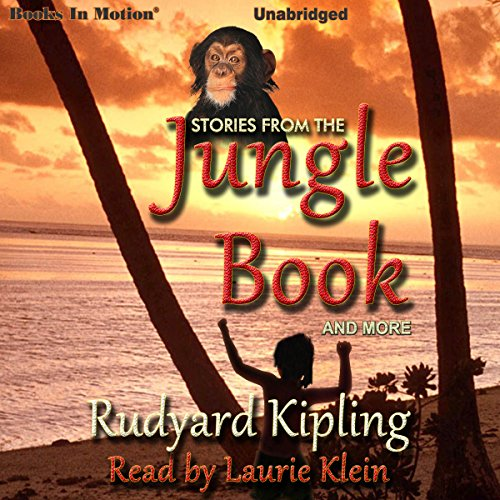 Couverture de Stories from The Jungle Book and More
