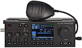 Semoic Recent 15W RS-918SSB HF SDR HAM Transceiver Transmit Power Scaner