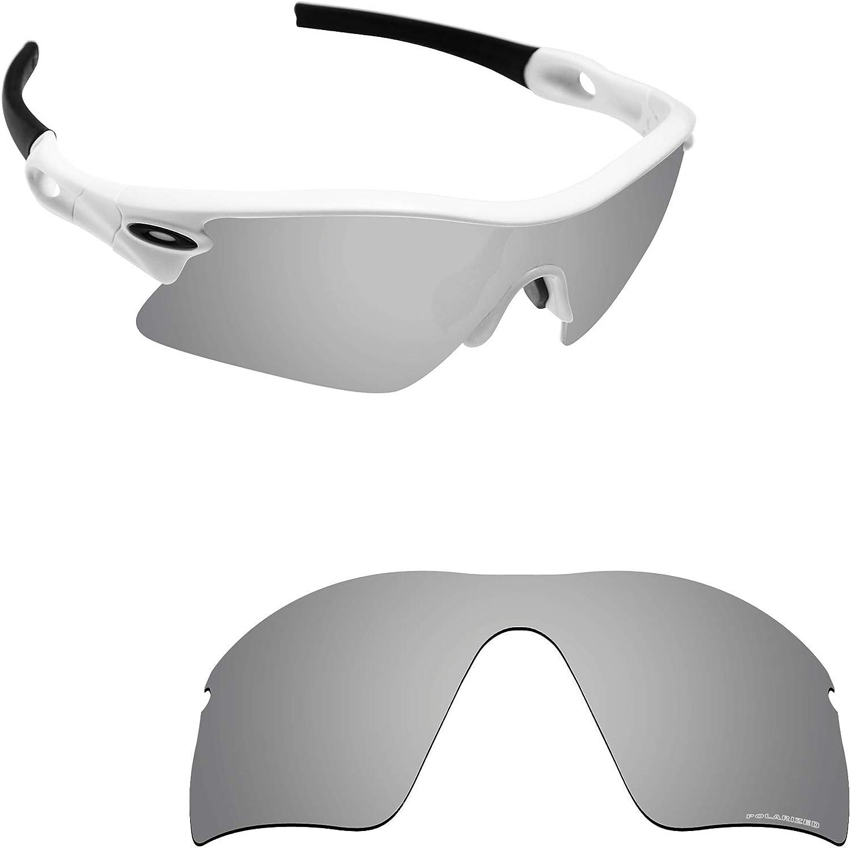 Alphax Polarized Replacement Lenses 直営ストア Radar Accessories Oakley for 新作入荷