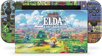 Skin Adesivo para Nintendo Switch - Zelda Link's Awakening
