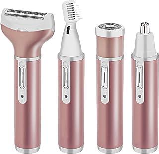 Amazon.es: Afeitadoras eléctricas para mujer - Afeitado y ...