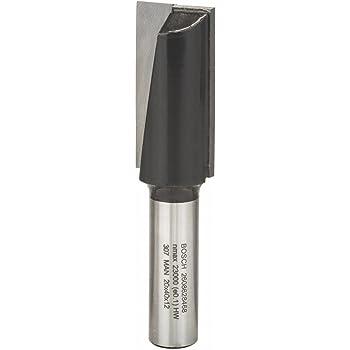 Bosch 2 608 628 468 - Fresas de ranurar - 12 mm, D1 20 mm, L 40 mm, G 81 mm (pack de 1): Amazon.es: Bricolaje y herramientas