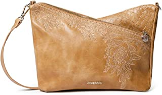 Desigual Damen Pu Across Body Bag, U