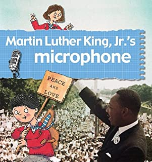 Martin Luther King JR.'s Microphone