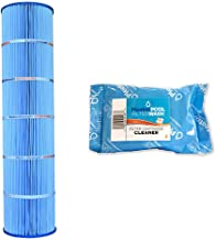 Pleatco Cartridge Filter PA75-M Hayward Star-Clear C750 open w/molded gasket (Antimicrobial) CX750-RE R173205 570074 (Antimicrobial) w/ 1x Filter Wash