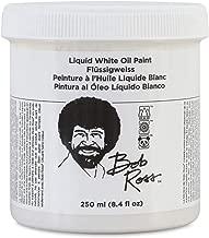 Martin/ F. Weber Bob Ross 250-Ml Oil Paint, Liquid White