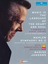 Mahler: Symphony No. 2 (Language Of Heart And Soul) (C Major: 709708) [DVD] [2012] by Mariss Jansons