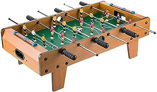 جدول كرة القدم Mini Wooden Soccer Table Game, Portable Multiplayer Table Football, Arcade Table Soccer For Arcade And Birt...
