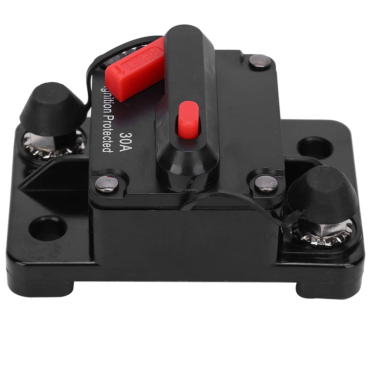 National products Ladieshow Circuit Max 86% OFF Breaker Auto Reset Copper Waterpro Holder Fuse