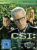 CSI: Crime Scene Investigation - Season 15.2 [3 DVDs] - Ted Danson