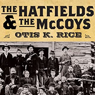 The Hatfields and the McCoys cover art