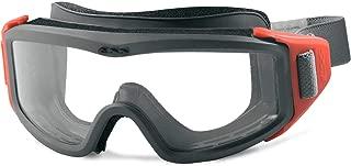 ESS 740-0377 Ess Clear Fire Goggle, Anti-Fog, Scratch-Resistant