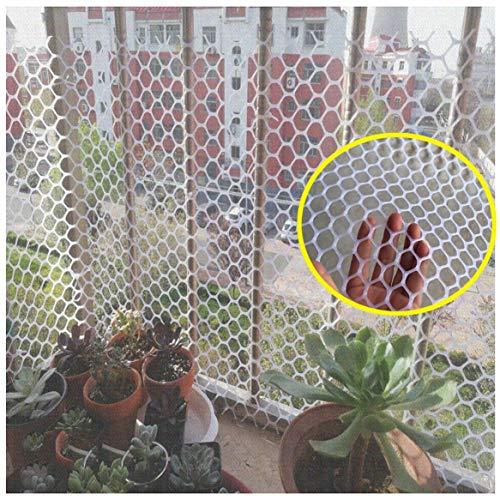 Reti di plastica anticaduta del balcone e delle scale, Reti da balcone per gatti, Reti di sicurezza per bambini, Reti da riproduzione per pollame, Reti di pollo, Reti da recinzione, Reti decorative, P