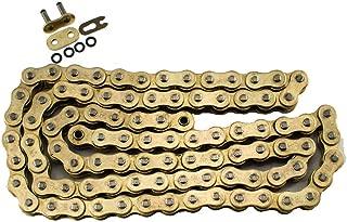 Max Motosports 630 Pitch 84 Links Gold O-Ring Chain for Kawasaki KZ650 (CSR) KZ750 1981 1982