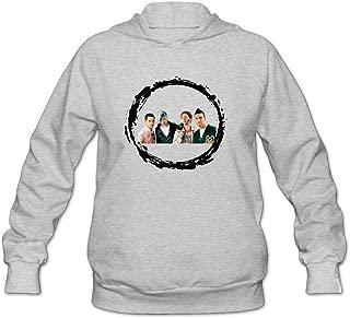 Marianas Trench Symphonic Rock Rock Band Vancouver Women's Hooded Sweatshirt
