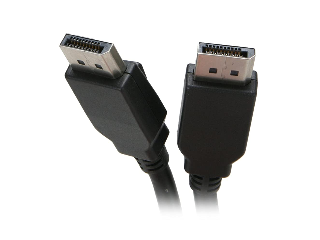 Nippon Labs DP-10-MM 10' DisplayPort Male to DisplayPort Male Cable for Digital Monitor