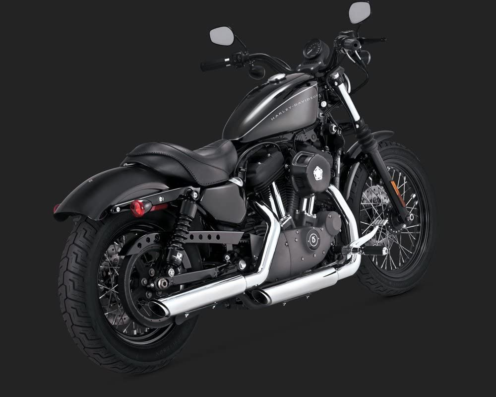 Vance Hines 3in Special price for a limited time Round Sale SALE% OFF Twin Slash - Mufflers C Slip-On Chrome