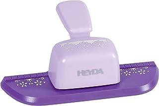 Perforatrice Heyda - Dimensions du motif : environ 1,5 cm.