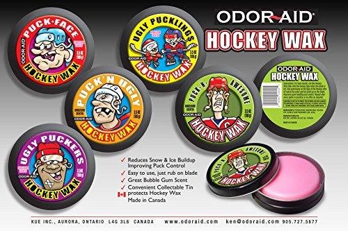 Odor Aid Hockey Schläger Wachs Puck-n-Ugly