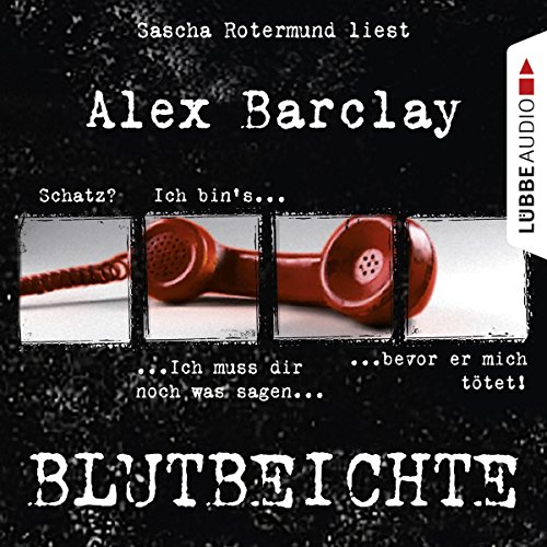 Blutbeichte audiobook cover art