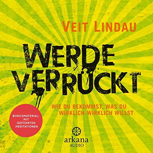 Werde verrückt audiobook cover art